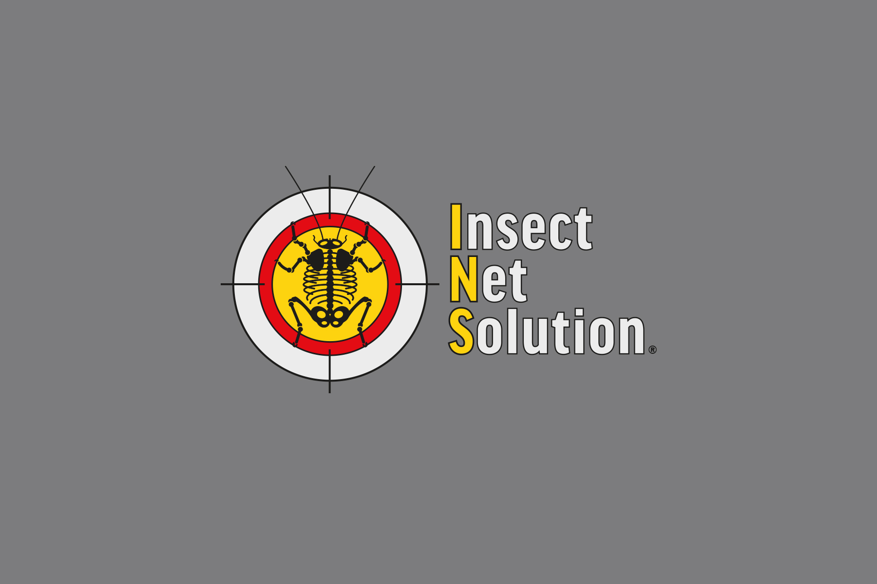 Logo Insect Net Solution